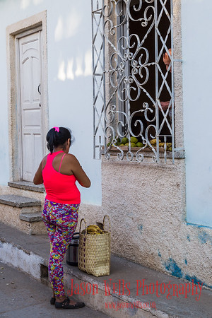 Captured shortly before sunset in the beautiful city of Trinidad in southern Cuba.