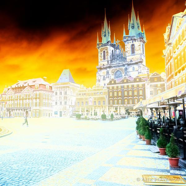 Mentor Series 2006: Prague and Budapest