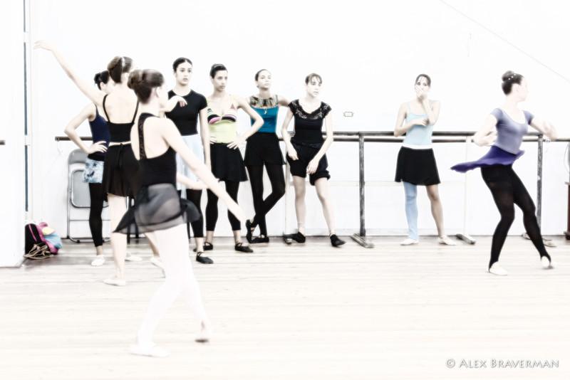 Ballet Nacional de Cuba: watching