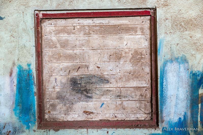 Hemingway fishermen village: square objects #199
