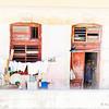 secret balcony and kitchen