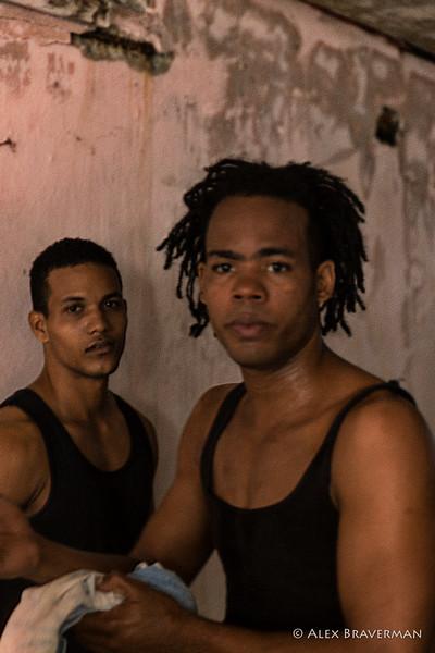 dancers at Lido