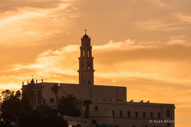 St. Peter's Church, Jaffa, Israel #35