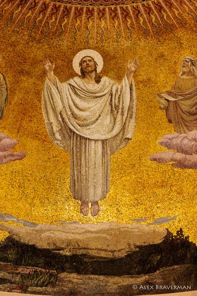 Mt. Tabor, Church of the Transfiguration