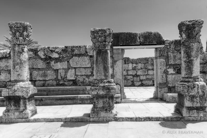 First Synagogue of Jesus, Capernaum #398