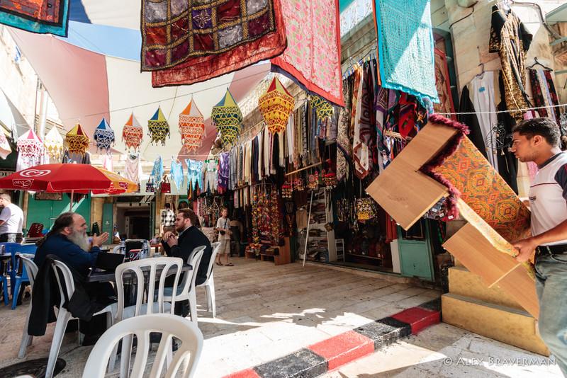 Christian Quarter, Old Jerusalem #2146
