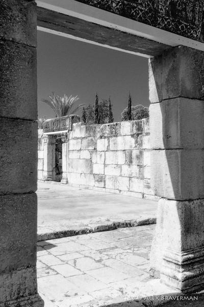 First Synagogue of Jesus, Capernaum #120