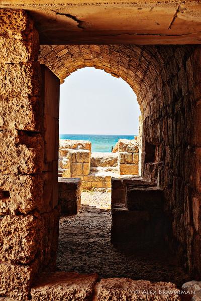Doorways to Israel, Caesaria #35