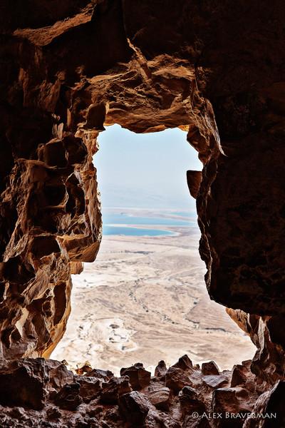 Masada Window #588