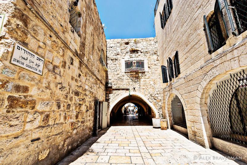 Doorways to Israel, Old Jerusalem