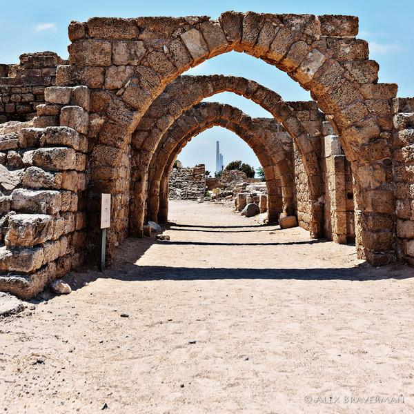 Doorways to Israel, Caesaria #4