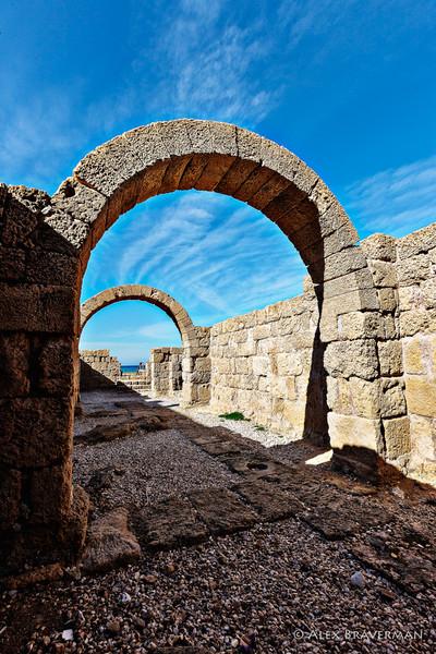Doorways to Israel, Caesaria #44