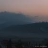 Metula 6 AM fog