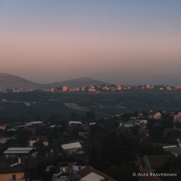 Metula - Kfra Kila, Lebanon 6 AM