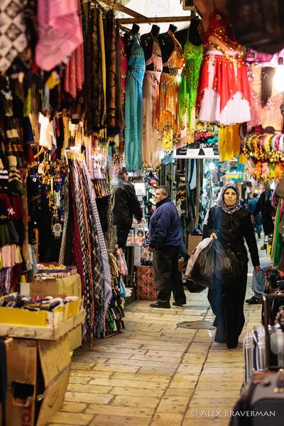 Clothes, Old Jerusalem