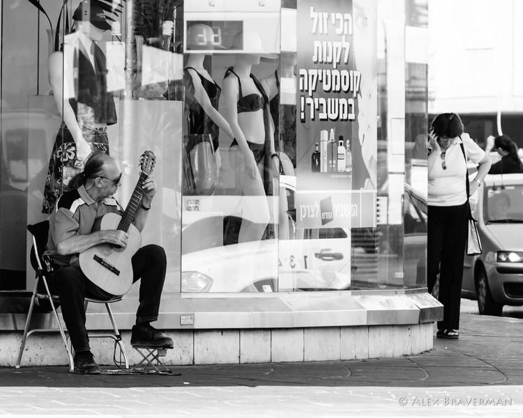 Tel Aviv street scenes