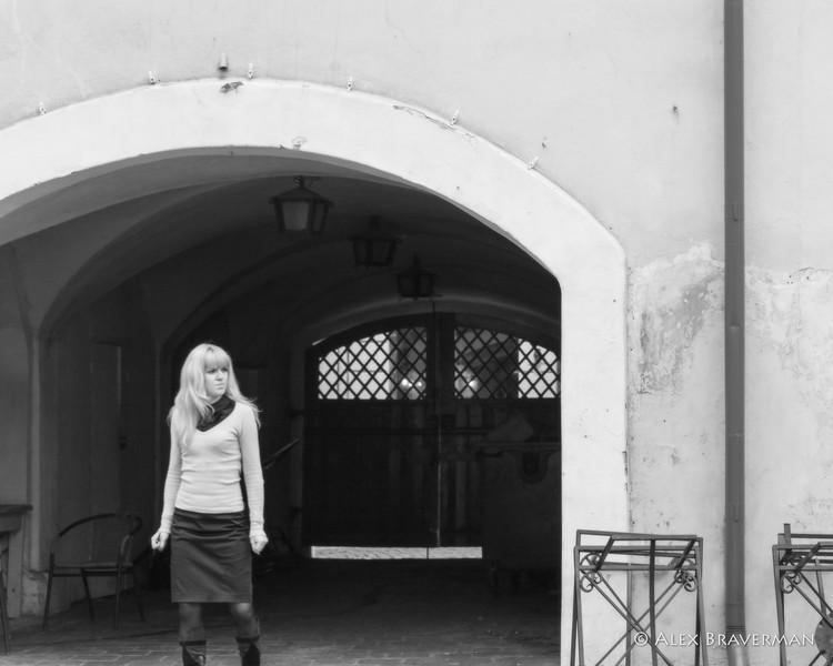 Gateway madonna