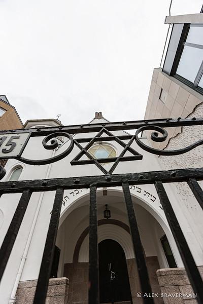 Oslo Synagogue #1033