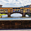 Ponte Vecchio by the thirds