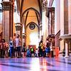 Light inside Duomo #3