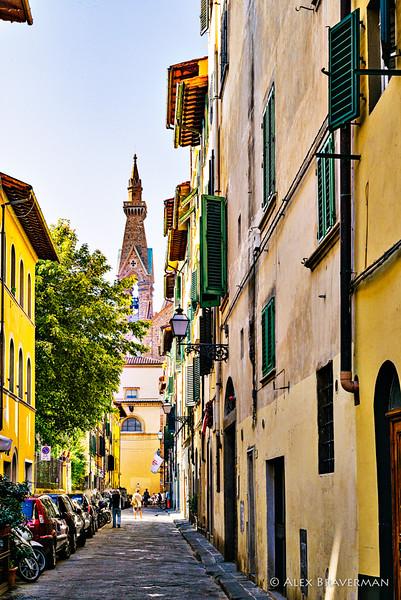 an ordinary street