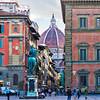 riding to Duomo