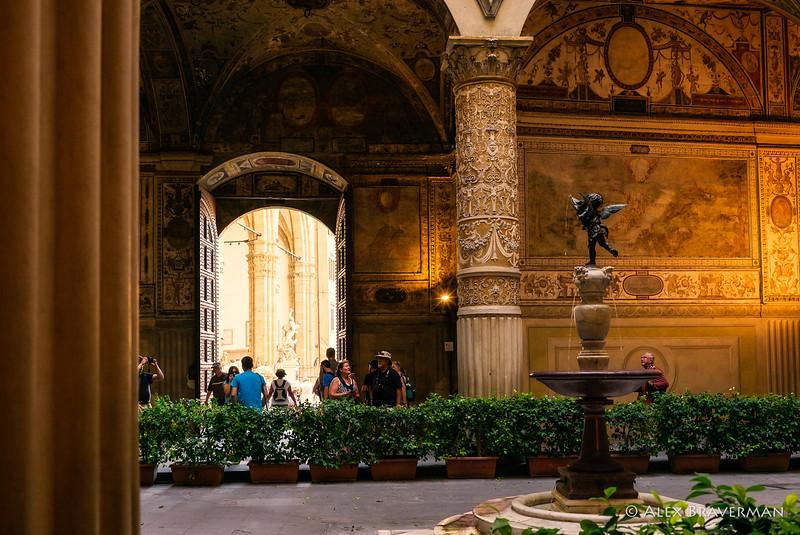 Palazzo Vecchio #1519