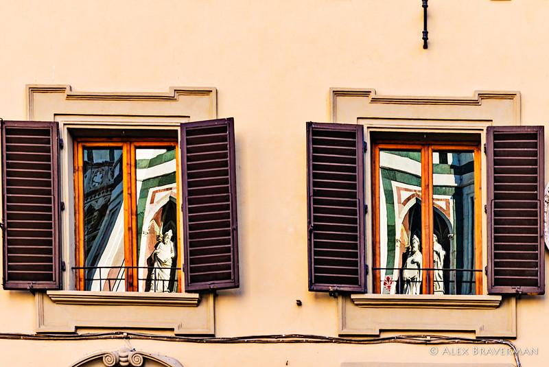 "Prelude ""Two windows"""