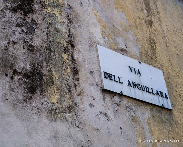 Via dell' Anguillara #1209