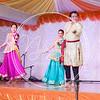 Mungal Patasar 70th birthday celebrations -Satnarine Balkaransingh & his dancers classical indian dance