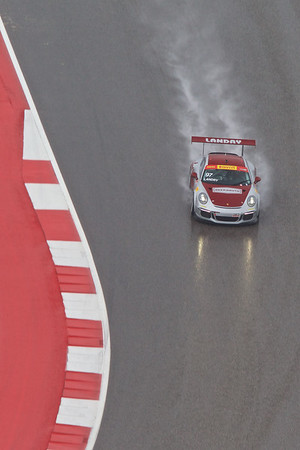 Mitch Landry at the Circuit of the Americas