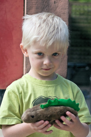 Cute Kids and Other Environmental Portraits