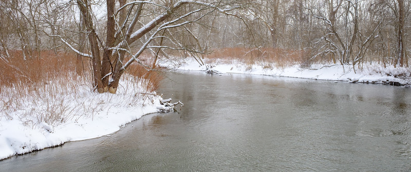 Cuyahoga River near Ira Road, Cuyahoga Valley National Park