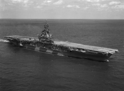 USS Ticonderoga (CVA-14)