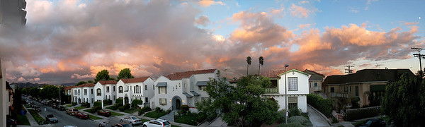 Shot by Cy Bowers with Canon A620. Stitch using 20 photos in CS3 on Mac.