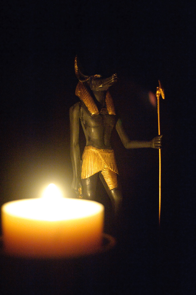 anubis low light - D700 --1