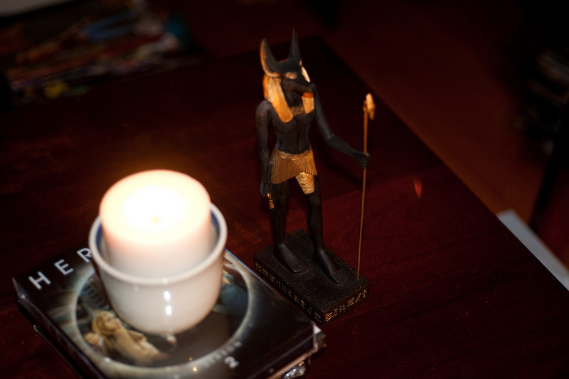 anubis low light - D700 --6