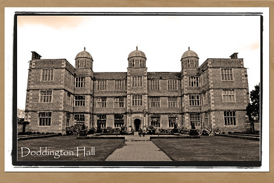 13.07.15 - Doddington Hall  Doddington Hall is a Tudor manor house, built in 1593, situated about 5 miles from Lincoln.