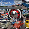 21.06.15 - VW Festival<br /> <br /> I seem to be into a run of collages again, but I find it impossible to choose just one image from a day when I took so many that I want to share. This was advertised as a VW Campervan Day, but there was a much greater variety of VWs on show. There was food and live music too, and the weather was great. I took my son Jack with me as he is a VW Beetle and campervan nut, and it was a great way to spend father's Day.<br /> <br /> We're still having internet problems, it has taken me over an hour just to upload this Daily!