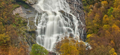 27.10.17 - Steall Waterfall