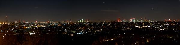 02.01.18 - London Panorama