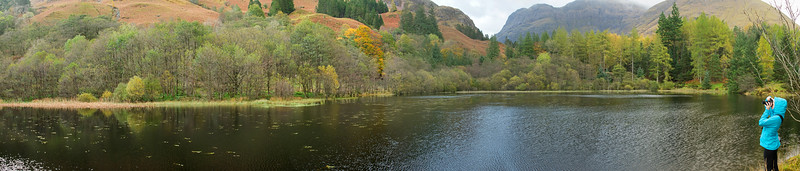 25.10.17 - Lochan in Glencoe
