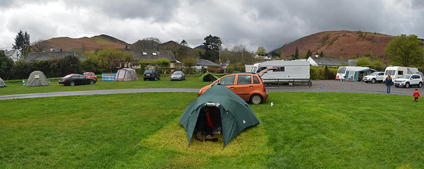 14.04.17 - Our Home for the Weekend