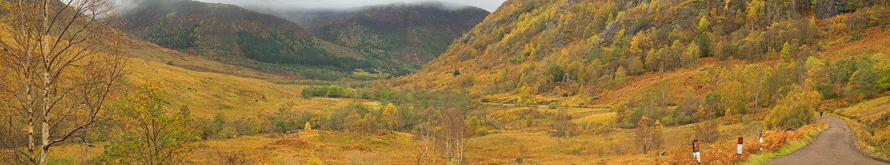 22.10.17 - Autumn in Glen Nevis