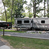 Truck and Trailer are as long as an 18 wheeler! Dave takes Mom, his sister Pat,.....
