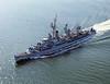 USS Goodrich (DDR-831)<br /> <br /> Date: October 1964<br /> Location: Hampton Roads VA<br /> Source: Nobe Smith - Atlantic Fleet Sales