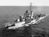 USS Sterett (DD-407)<br /> <br /> Location: South China Sea<br /> Date: January 1945<br /> Source: National Archives