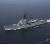 USS Manley (DD-940)<br /> <br /> Date: June 16 1980<br /> Location: Hampton Roads VA<br /> Source: Nobe Smith - Atlantic Fleet Sales