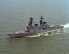 USS Spruance (DD-963)<br /> <br /> Date: June 12 1980<br /> Location: Hampton Roads VA<br /> Source: Nobe Smith - Atlantic Fleet Sales