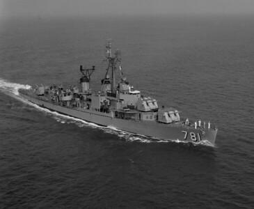 USS Robert K. Huntington (DD-781)